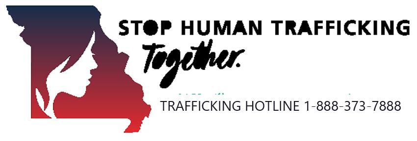 Human Trafficking Logo