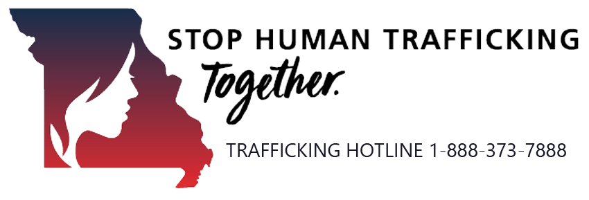 Stop Human Trafficking Logo