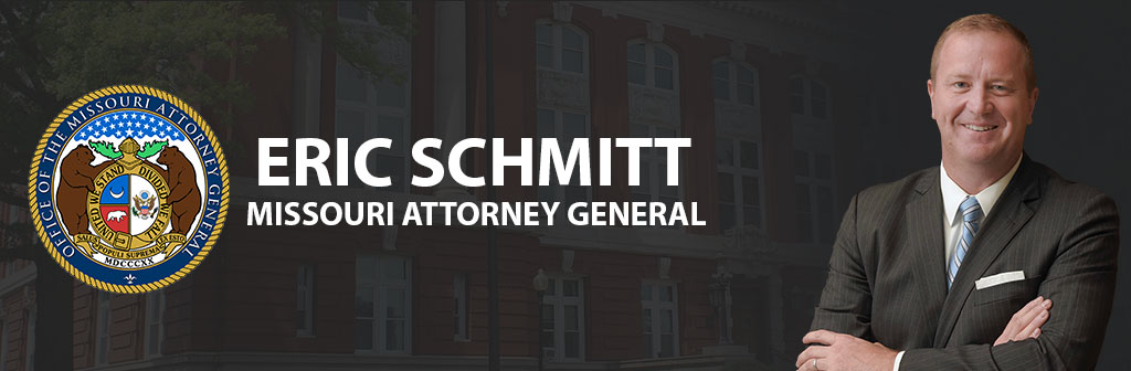 Missouri Attorney General - Eric Schmitt